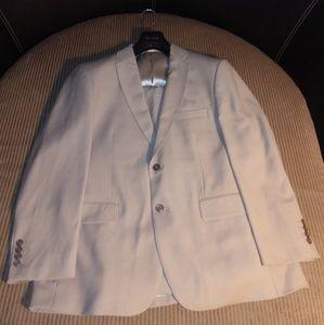 Mens Tan 2pc suit